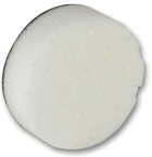 2 Pack of 4 inch CCS Spot Buff White Pads