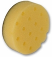 2 Pack  of 4 inch CCS Spot Buffs Yellow Pads