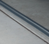 20� Garage Door Seal in Gray