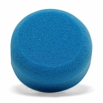 3 Inch Flat Blue Finessing Foam Pads - 2 Pack