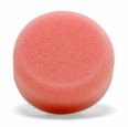 3 Inch Flat Pink Cutting/Polishing Foam Pads - 2 Pack
