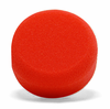 3 Inch Flat Red Wax/Sealant Foam Pads - 2 Pack
