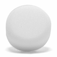 3 Inch Flat White Polishing Foam Pads - 2 Pack
