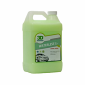 3D Waterless Car Wash 128 oz.