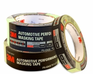 3M Automotive Performance Masking Tape 3 Pack