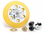 3M Clean Sanding 3 inch Disc Backing Plate Kit - 20427