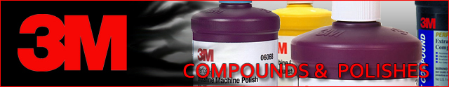 3M Compounds and Polishes