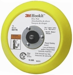 3M Hook-It 6 Inch Dual Action Backing Plate - 5776