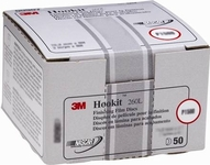 3M Hookit Finishing Film 3 Inch Discs P1500 - 00907
