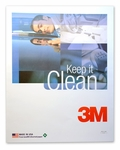 3M Interior Protection Automotive Floor Mat 36901 (Box of 250)
