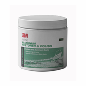 3M Marine Aluminum Restorer and Polish - 09020