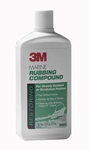 3M Marine Rubbing Compound - 09004