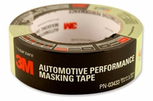 3M Scotch 233+ Premium Automotive Masking Tape 36mm x 32m - 03433