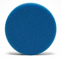 4 Inch Flat Blue Finessing Foam Pads - 2 Pack