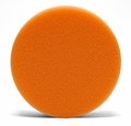 4 Inch Flat Orange Light Cutting Foam Pads - 2 Pack