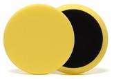 6.5 Inch Hybrid Power Finish Yellow Pad (Single) - LC-HYB-5165