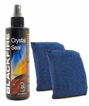 8 oz. BLACKFIRE Crystal Seal Paint Sealant Applicators Included
