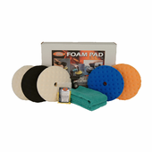 "Advanced Curved Edge 7.5"" CCS Foam Pad Kit"