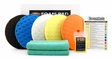 Advanced Curved Edge 8.5 inch CCS Foam Pad Kit