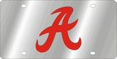 Alabama Crimson Tide NCAA Team License Plate #2