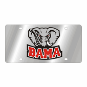 Alabama Crimson Tide NCAA Team License Plate #3