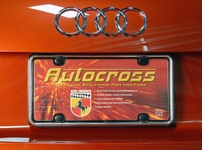 Altec AutoCross Lens Frames - Chrome