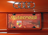 Altec AutoCross Lens Frames - Red