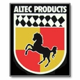 Altec License Plate Frames