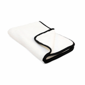 Arctic White Microfiber Towel, 16 x24 inches