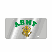 Army Logo Arched