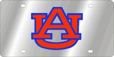 Auburn Tigers NCAA Team License Plate