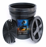 Autopia 5 Gallon Wash Bucket Combo