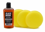 Black WOW Exterior Trim Restorer w/ Applicators