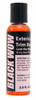Black WOW Trim Restorer 2 oz.