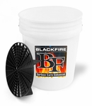 Blackfire 5 Gallon Professional Wash Bucket with Grit Guard