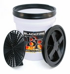 Blackfire 5 Gallon Wash Bucket Combo