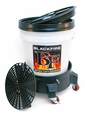 Blackfire 5 Gallon Wash Bucket System with Dolly