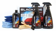 BLACKFIRE Leather Kit FREE BONUS!