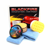 BLACKFIRE Midnight Sun Paste Wax Kit