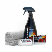 BLACKFIRE Poly Clay & Lubricant Combo