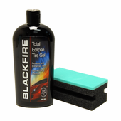BLACKFIRE Total Eclipse Tire Dressing Gel