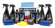 BLACKFIRE Total Interior & Exterior Kit FREE BONUS!