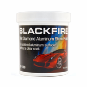 BLACKFIRE Wet Diamond Aluminum Show Polish