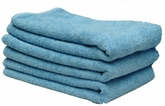 Blue All Purpose Microfiber Towels