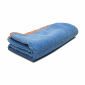 Blue SilverClean Interior Detailing Towels, 16 x 16 inches
