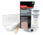 Bondo Fiberglass Resin Repair Kit
