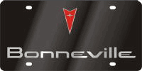 Bonneville Logo/Word