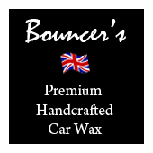 """Bouncer's Premium Carnauba Waxes <strong><font color=""""red"""">ON SALE</strong></font>"""