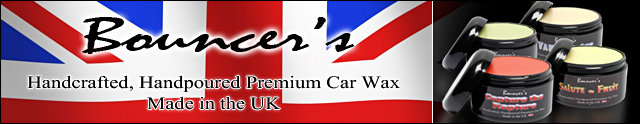 Bouncer's Premium Carnauba Waxes