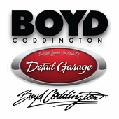 Boyd Coddington Detail Garage Products